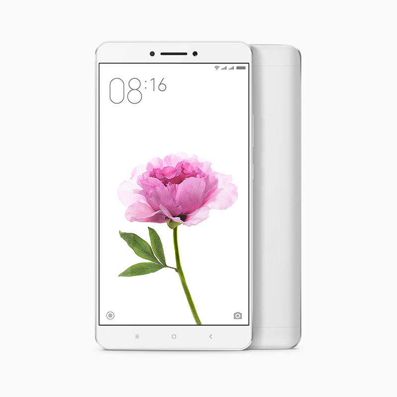 "Original Xiaomi Mi <strong>Max</strong> 6.44"" 4850mAh Mobile Phone Official Global ROM MIUI 8 Snapdragon 650 16GB ROM 1920x1080P Fingerprint ID"