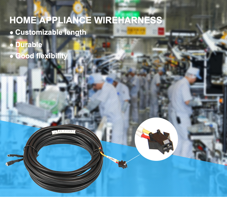 Industrial Machine Cable Assembly Connector Composite Terminal Wire ...