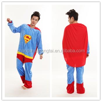 superman pajamas Adult