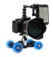 NEW Camera Slider Scaled Camera Dolly Track Car Four-wheeler Steadicam Stabilizer for DSLR Camera