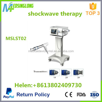 shockwave machine price
