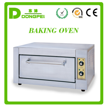 Electric Bread Baking Oven / Cake Bakery Oven Machine