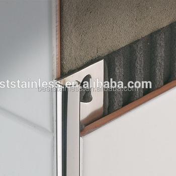 Decorative metal strip