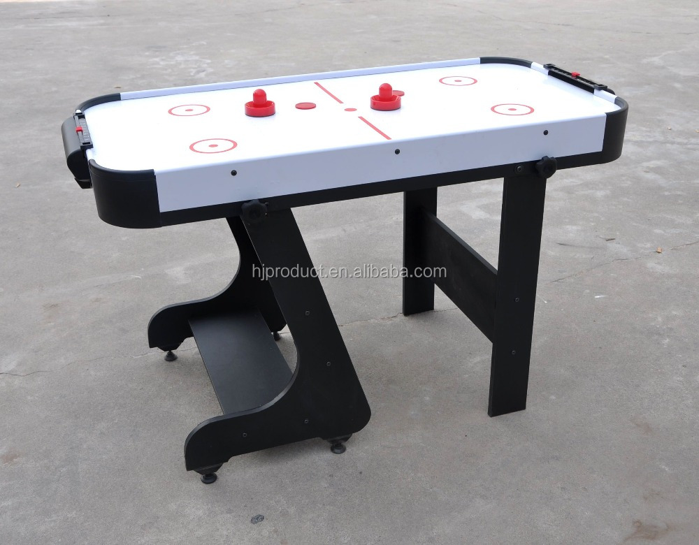 Air hockey table with folding legs image collections table fold up air hockey table fold up air hockey table suppliers and fold up air hockey greentooth Choice Image