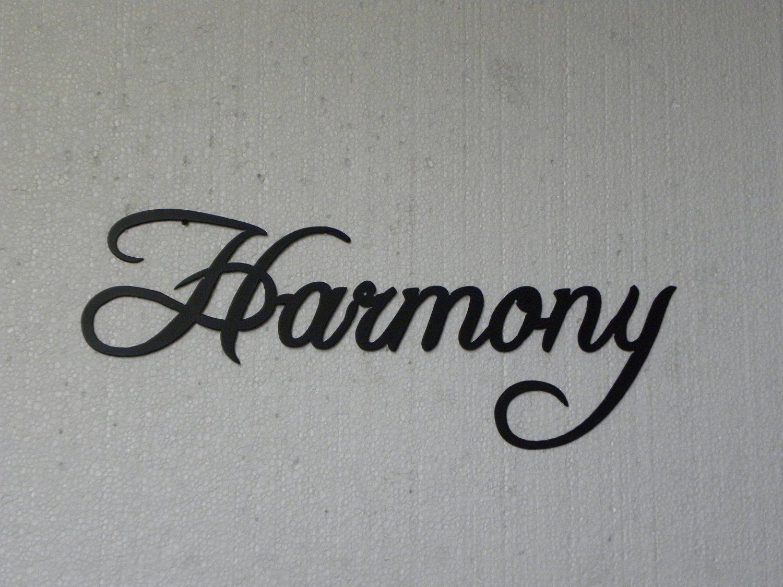 Слово гармония картинки