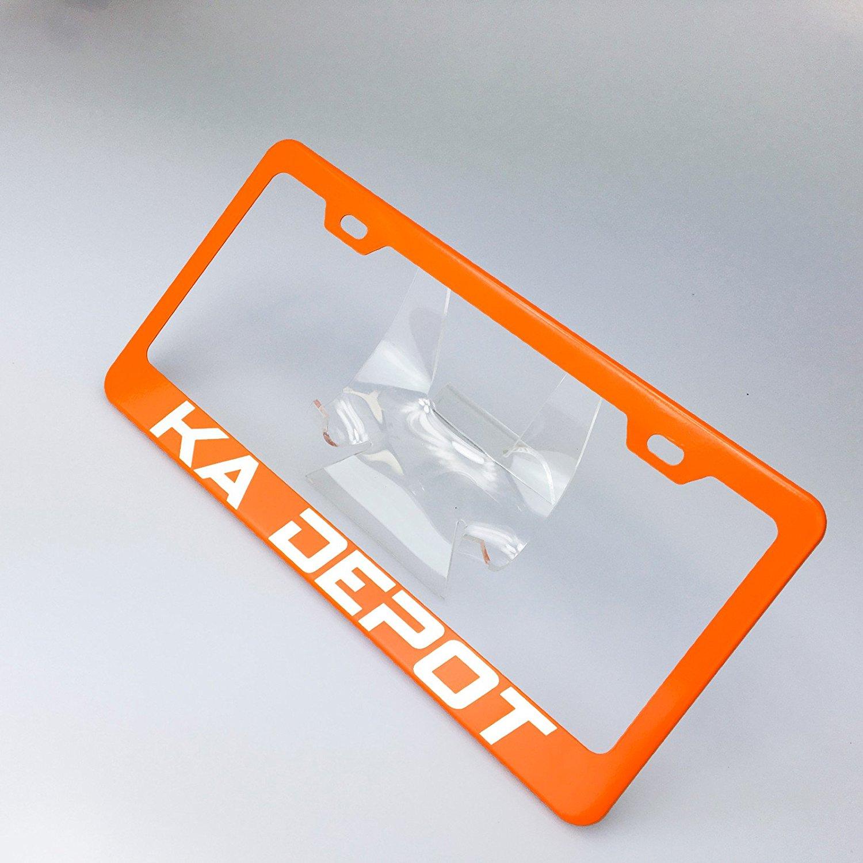 Buy Personalize Custom Laser Engraved Solar Matellic Orange 100 ...