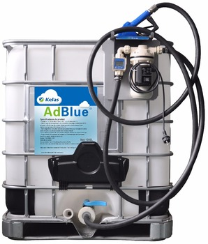 1000l adblue filling pump adblue ibc pump urea dispenser. Black Bedroom Furniture Sets. Home Design Ideas