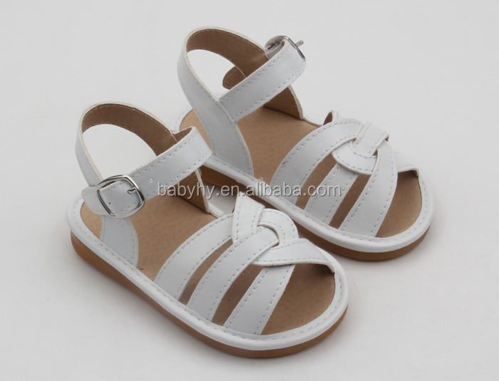 Fashion sandals toddler kids music wholesale squeaky shoes