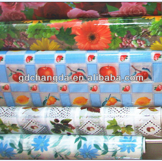 Vinyl Table Covers Roll Plastic Cover Rolls Good Quality