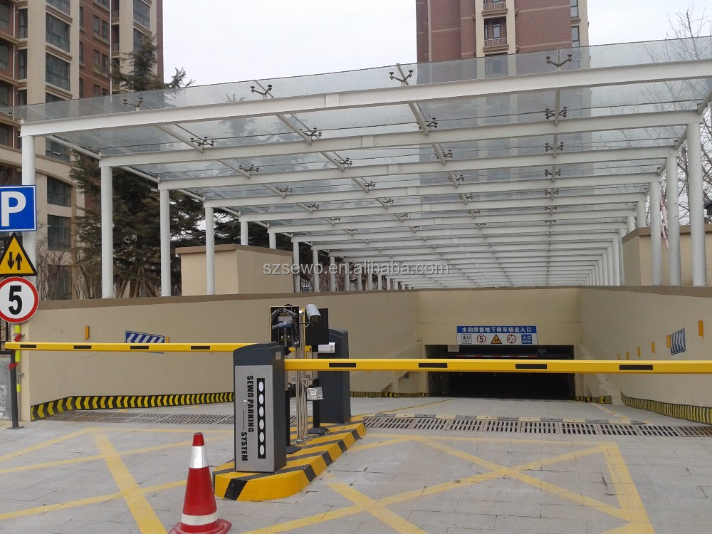 Heavy Duty Automatic Boom Barrier Gate For Parking Or Vehicle Access Gate  Barriers - Buy Parking Lot Barrier Gates,Pedestrian Barrier Gate,Barrier