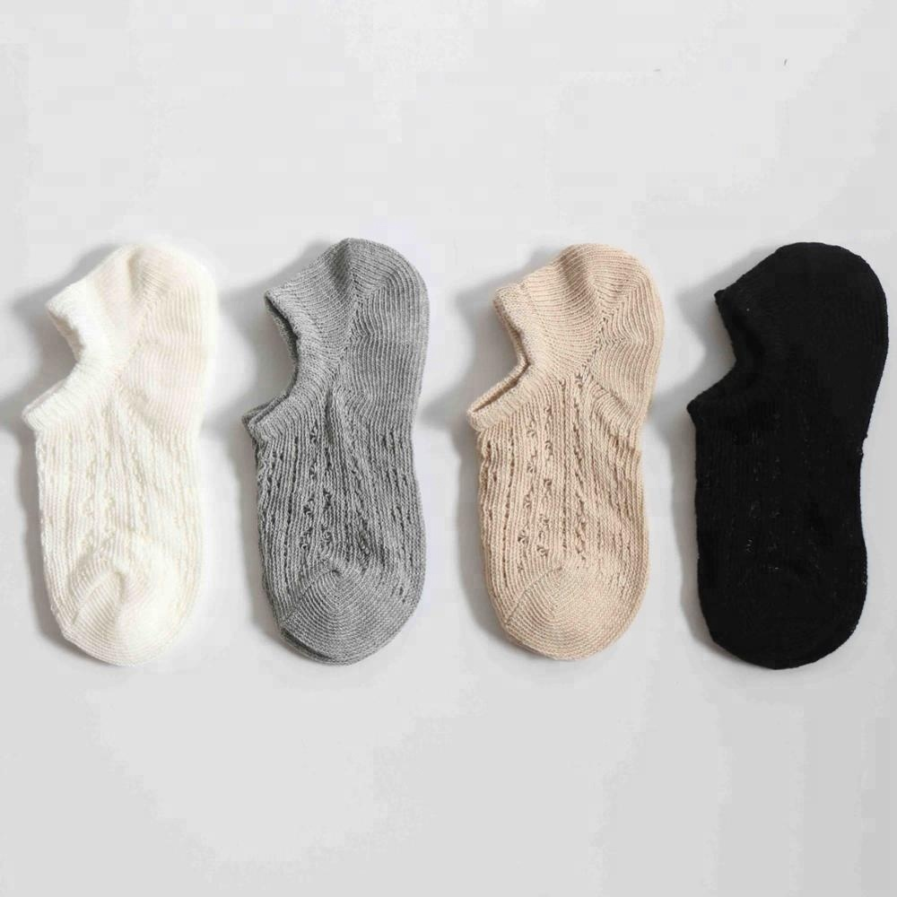 In Stocks Comfortable Women Spring 84 N Hollow Out Low Cut No Show Lady Sock фото