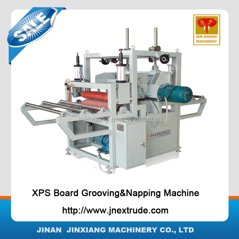xps fine and futher processing machine