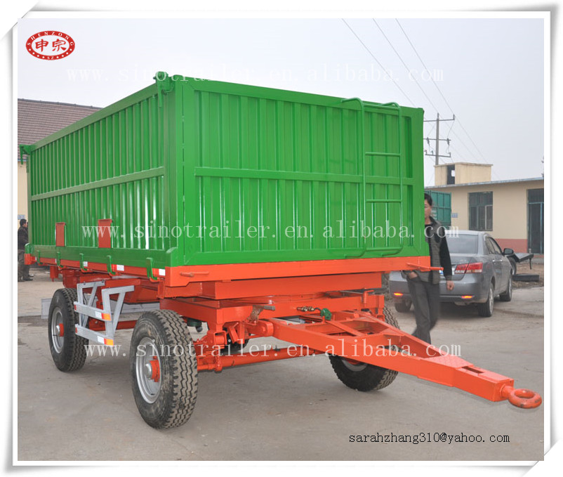 Gooseneck Grain Trailer For Sale - Buy Gooseneck Grain Trailer For  Sale,Semi Tipping Trailer,Cargo Trailer In High Quality Product on  Alibaba com