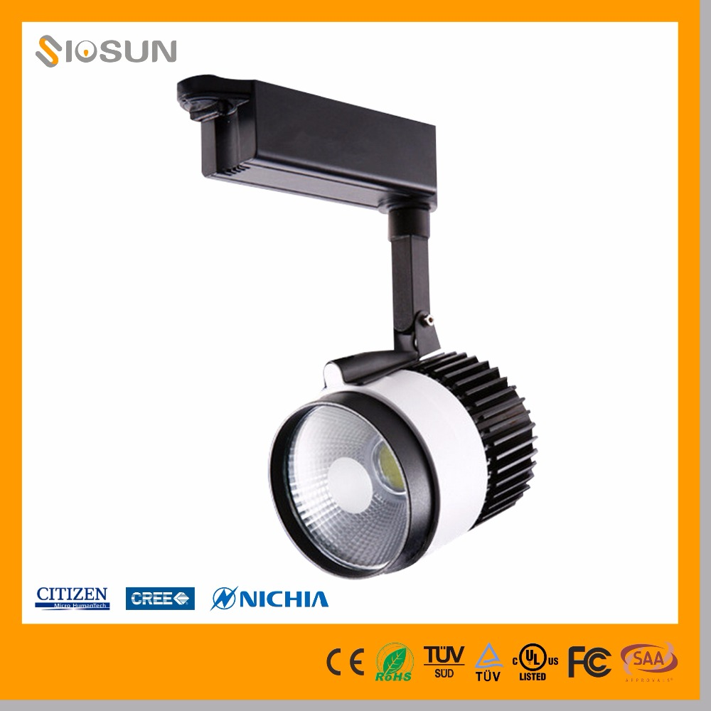 New Products 2016 Citizen Cob 30w Led Track Lighting