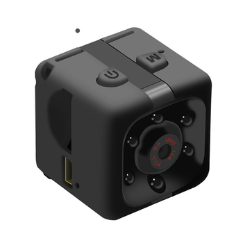 SQ11 Mini Camera Sports HD DV Camera 1080P Portable Tiny Video Camera with IR Night Vision & Motion Detection