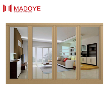 As2047 Aluminum Residential Interior And Outside Double Panel