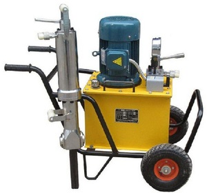 Hydraulic Concrete Stone Breaker Rock Splitter Machine