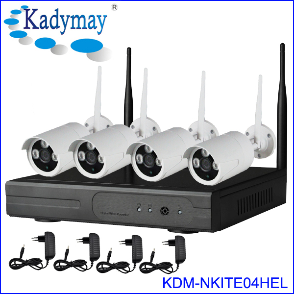 Big Discount! Home Security System 1080P Wireless <strong>Wifi</strong> 4ch Kit
