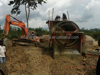separation of gold from gold ore Sand stone sieving separation: sand and stones pumped by the mud pump and send to the cylinder what is is the process of gold ore separation called » learn more.