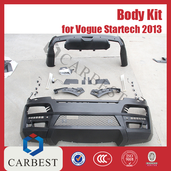 High Quality Best Selling Body Kit for LAND ROVER RANGE ROVER startech 2013