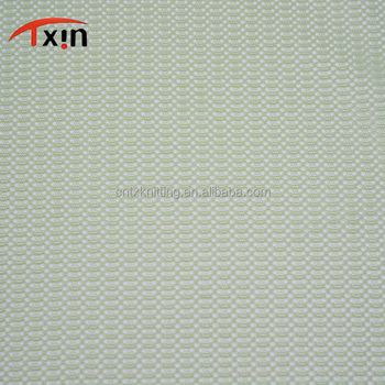 Changle Textile high quality polyester sexy brighten tulle mesh fabric for wedding garments