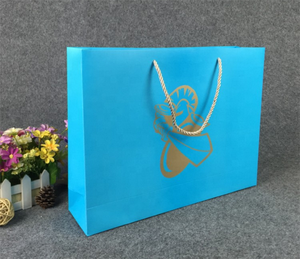 Wedding Candy Packaging Recyclable Jewelry Food Bread Party Bags Boutique Kraft Paper Gift Bags