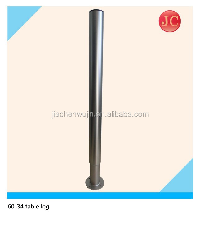 Table Legs Chrome 60-34