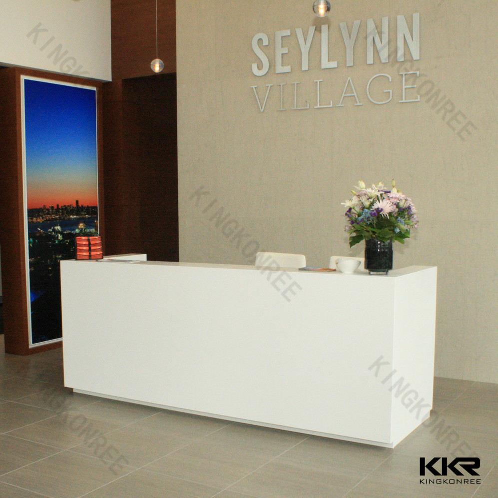 white modern office. Modern Office Reception Counter Design For Hotel - Buy Hotel,Modern Design,Design Mini White