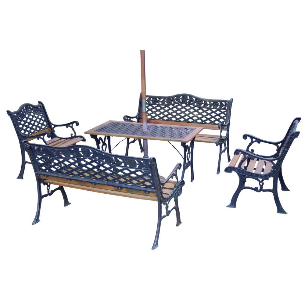 New Design Garden Furniture Cast Aluminum Chair,Outdoor Bench - Buy Cast  Aluminum Chair,Garden Bench,Garden Cast Aluminum Bench Product on  Alibaba.com