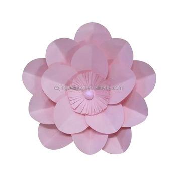 Handmade Paper Flower Making