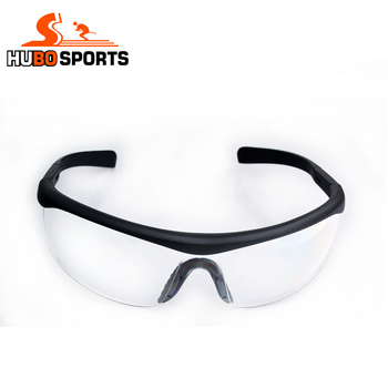 Funny HUBO high quality newest working safety glasses with clear lens