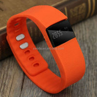 Fitness Sport Wrist band with Vibration Sensor Bluetooth Waterproof Wrist Watch