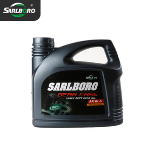 Gear oil 80W/90:special for heavy truck in winter Sarlboro- Tooth care