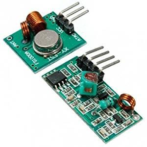 Bheema 433Mhz RF Transmitter With Receiver Kit For Arduino ARM MCU Wireless