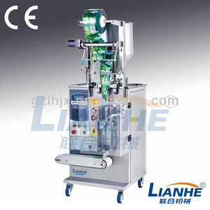 LH satchel packing machine,ketchup packing machine,spices packing machine
