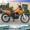 Hot sale in South America New design HOYUN Tornado dirt bike cross off road motorcycles