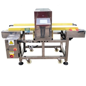 Top manufacture food electronics shoes napkin Metal detector machine