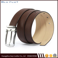 Vintage Design Reversible Belt Buckle Vintage Full Grain Leather Belt