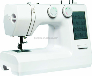 A Highly quality multi function domestic sewing machine for home or sewing classes