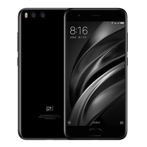 new arrival Xiaomi mi6 mi 6 6gb ram 64gb rom snapdragon 835 octa core 2.45GHz 10nm chipset 5.15 4K video phone""