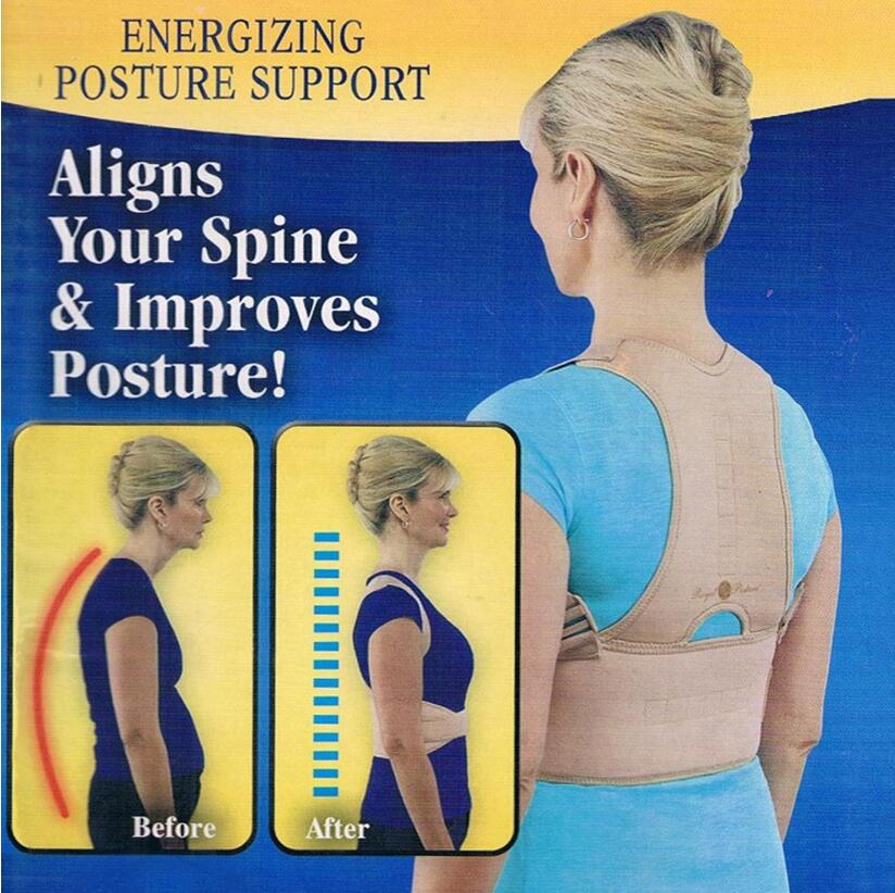 2017 as seen on tv Royal Posture Men Women Health Garment Back Support Brace