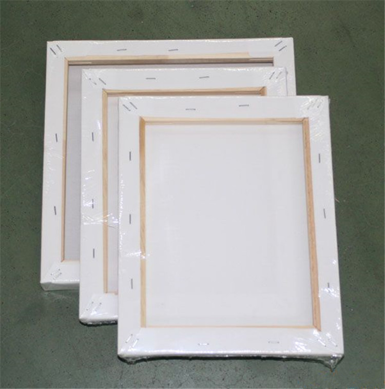 Canvas frame 100% Cotton Stretched Canvas