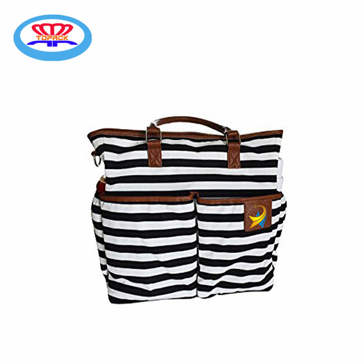 China Hot Sale Light Weight Computer Bag Nappy Bag Insert