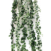 custom artificial flowers plastic ivy leaves vines decorative wisteria greenery hanging artificial ivy