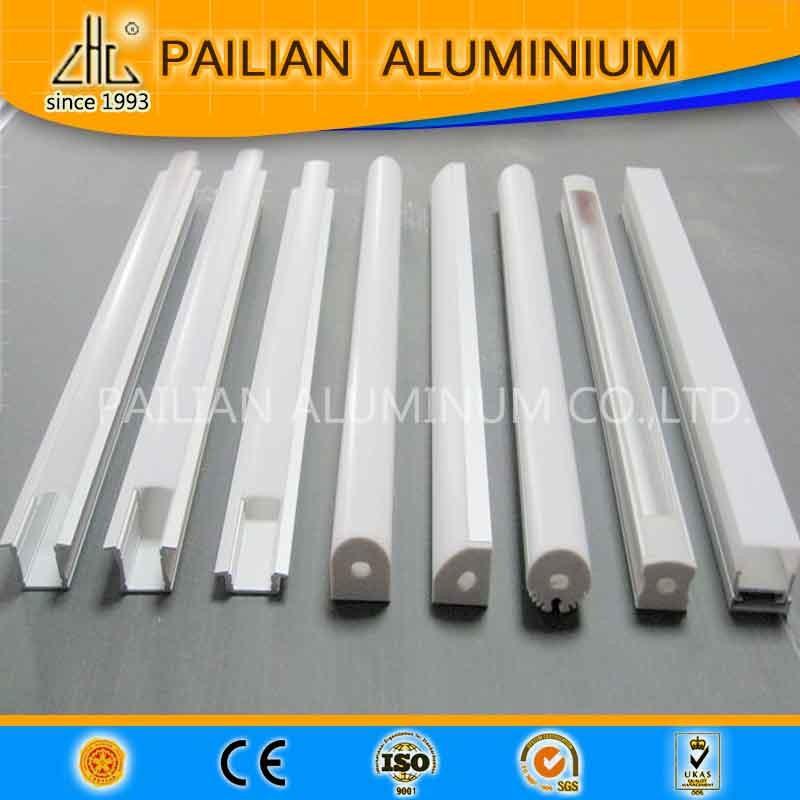 Turkey Products China Supplier Anodized Aluminum Klus Led Profile ...