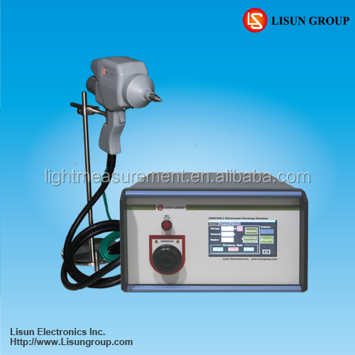 ESD61000-2 Auto esd electric spray gun emc test device for electrical electronic products test