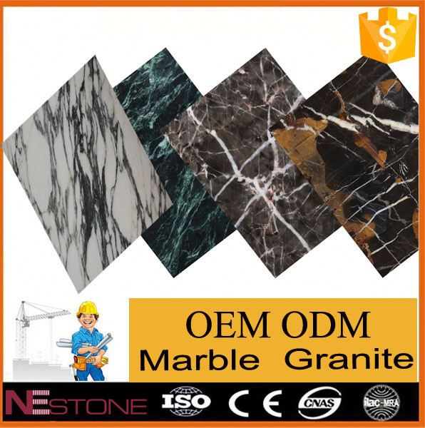 Good price of taurus black marble with SGS certificate
