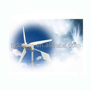 Wind Solar Power System 20KW wind turbine generator with battery back up