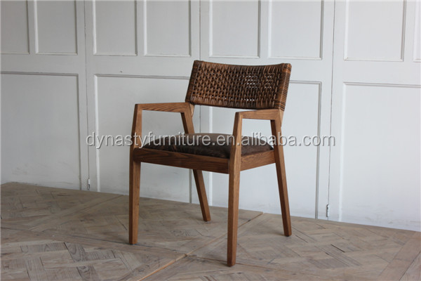wooden antique furniture design home indoor dining room arm <strong>chair</strong>