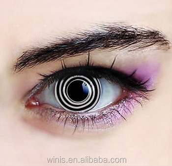 0dfd6c03d35b Halloween Naruto Spider Shape Eye Contact Lenses - Buy Cheap Cosplay ...